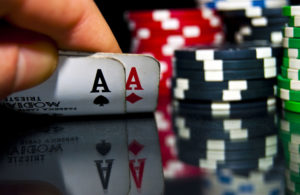 Poker Strategy - Pocket Aces
